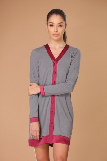 Pijama Dama Karis Grey